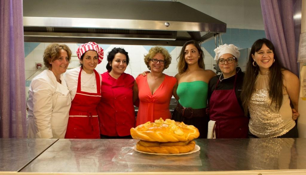 Miss Chef Sanremo Mariangela Petruzzelli