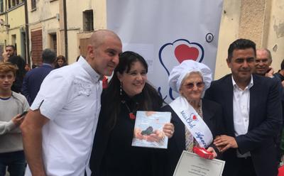 Miss Chef Apecchio 2017 Mariangela Petruzzelli